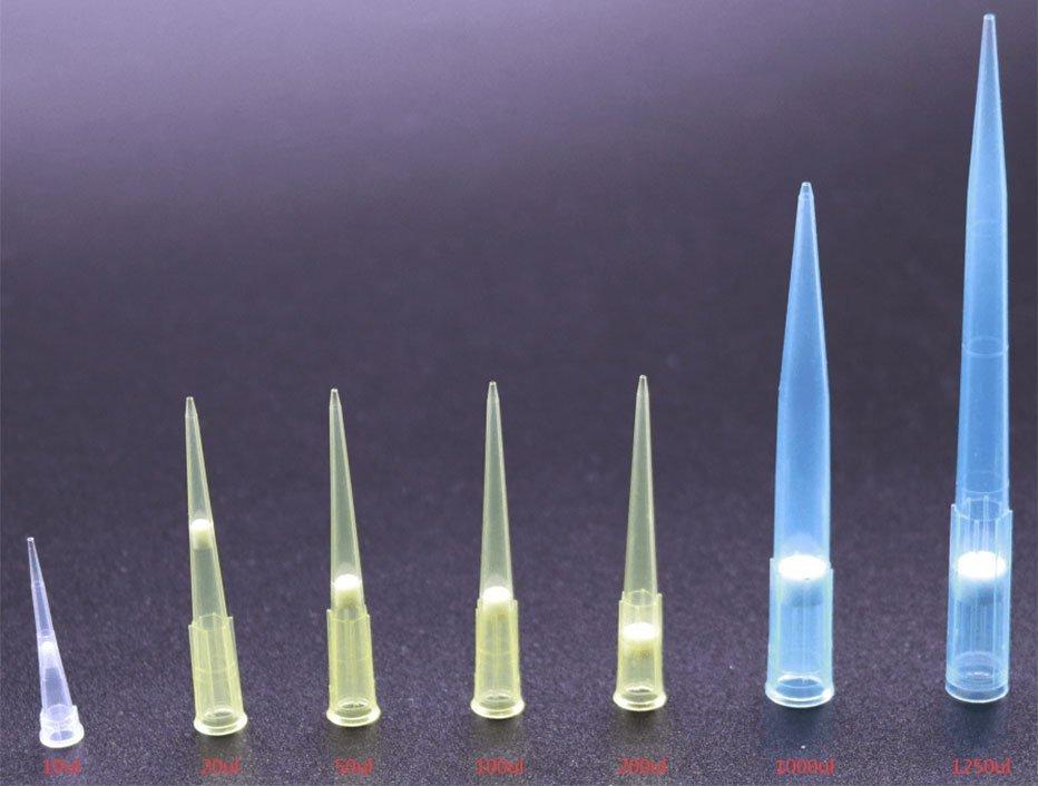sterile filter pipette tips