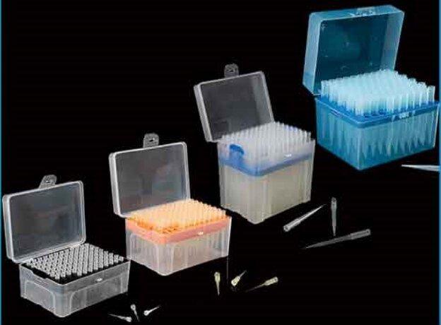 96-100pcs Pipette tip box